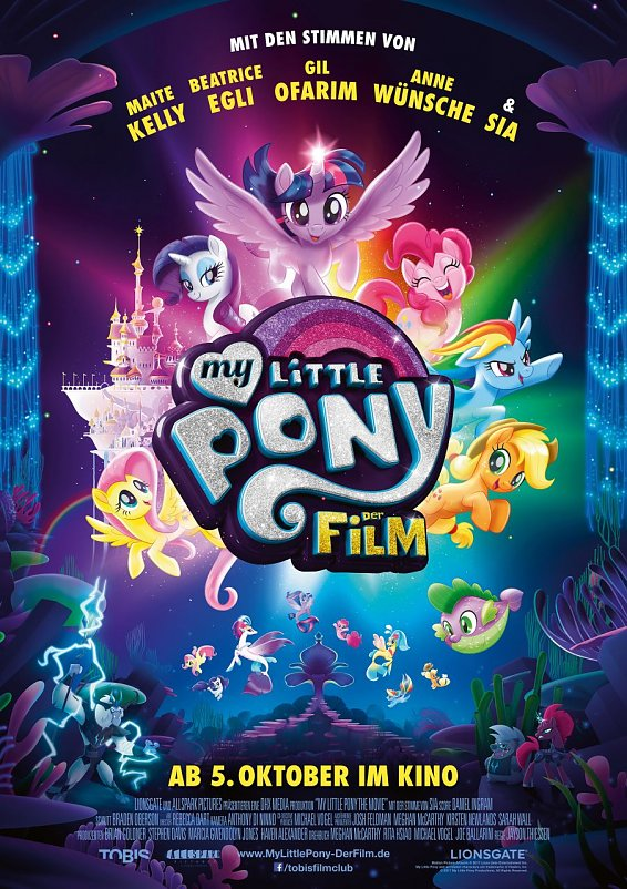 My little Pony - Der Film (Foto: Tobis Film)